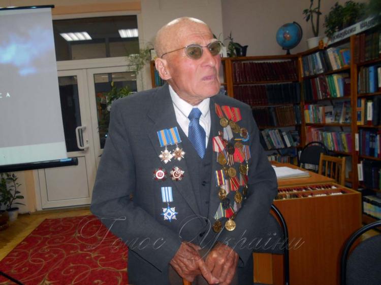 На Волині помер 96-річний ветеран Другої світової війни Іван Павлюк