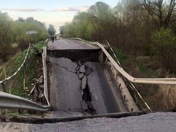 Обвал мостів на Волині: чи є такі ризики?   Позиція