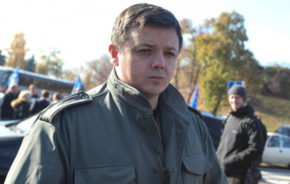 """Екснардепа Семена Семенченка підозрюють в організації обстрілу телеканалу """"112"""""""