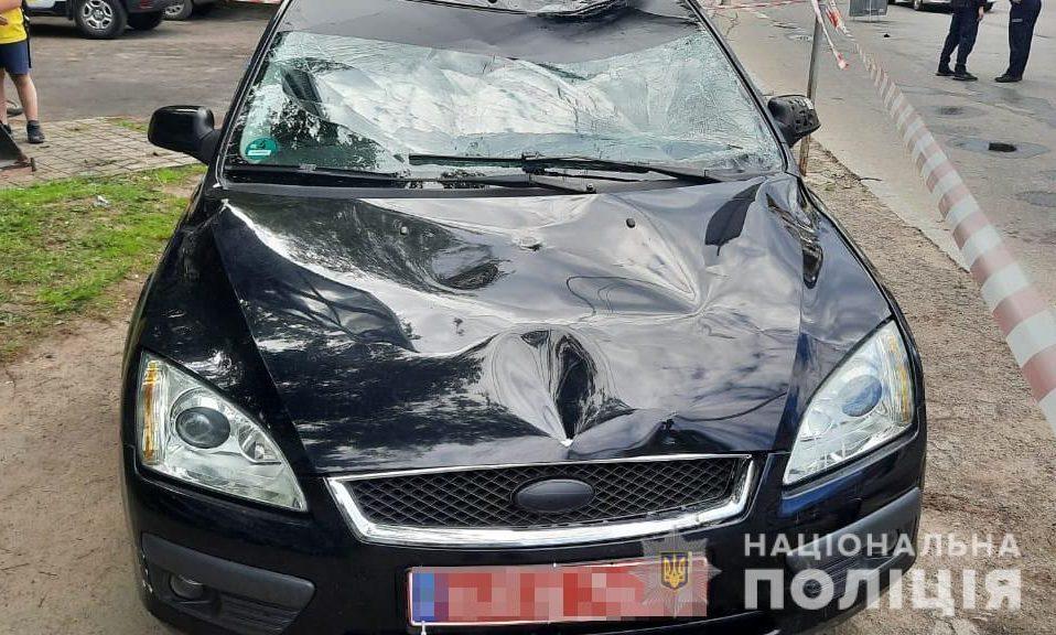 """Помер 9-річний хлопчик, якого у Луцьку на """"зебрі"""" збила автівка"""