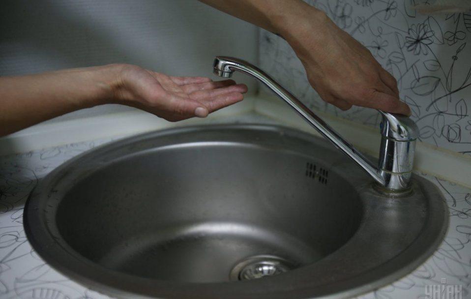 У Луцьку на Волі весь день не буде води. Пояснили, чому