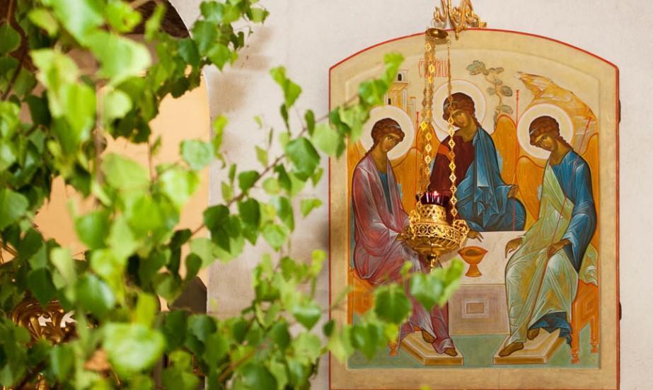 Волинський священник розповів, скільки днів святкують Трійцю