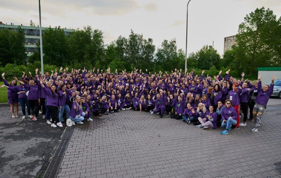 «Жіночий десант»: 350 жінок пройшли інтенсивний вишкіл в Буковелі. ВІДЕО