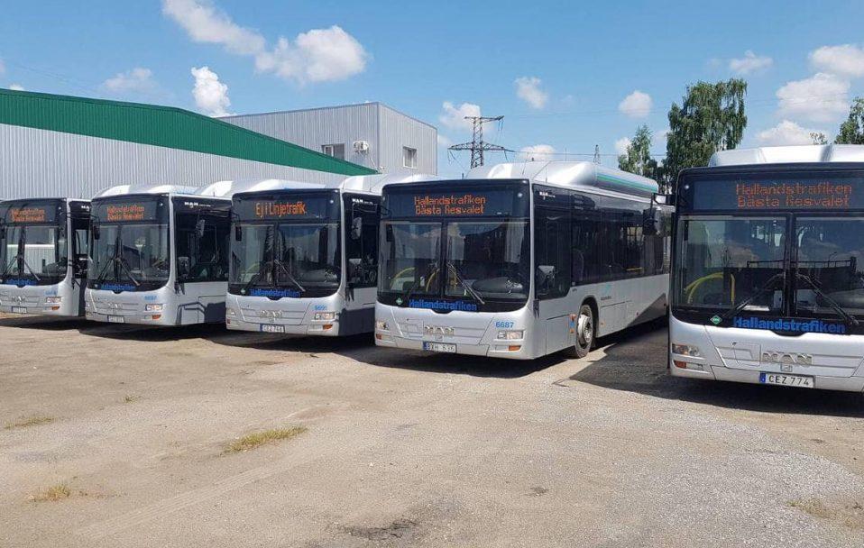 Сім луцьких маршруток замінять нові автобуси. Чим вони кращі?