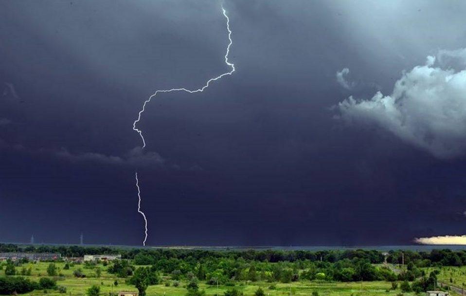 Увага! На Волині оголосили штормове попередження
