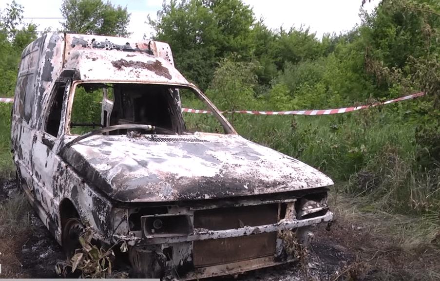Що відомо про волинянина, який спалив себе у власному авто? ВІДЕО