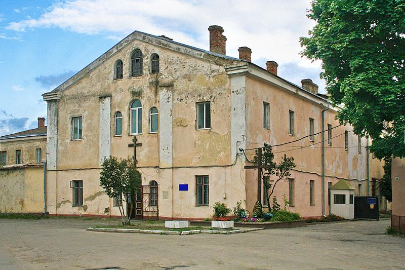 Коли в Луцьку у приміщенні монастиря бригідок відкрили тюрму