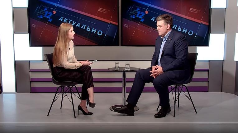 Тягнибок про земельну реформу, Медведчука та мову | Актуально