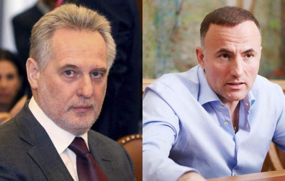 РНБО ввела санкції проти Фірташа і Фукса