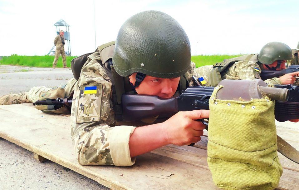 На Любешівщині проведуть навчальні стрільби. Людей просять не йти в ліс