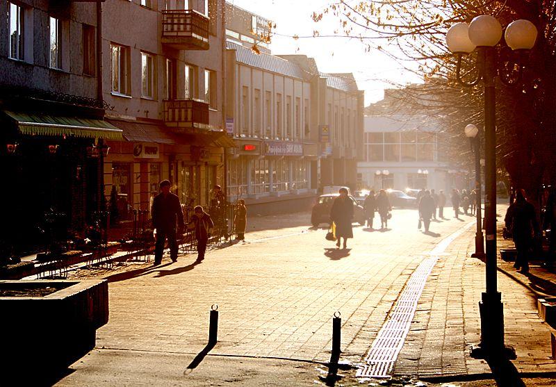 Розказали історію вулиці Лесі Українки і людей, які там живуть. ВІДЕО