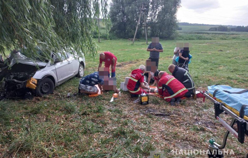 3 загиблих, 9 травмованих: у поліції прокоментували моторошну аварію на Волині. ФОТО
