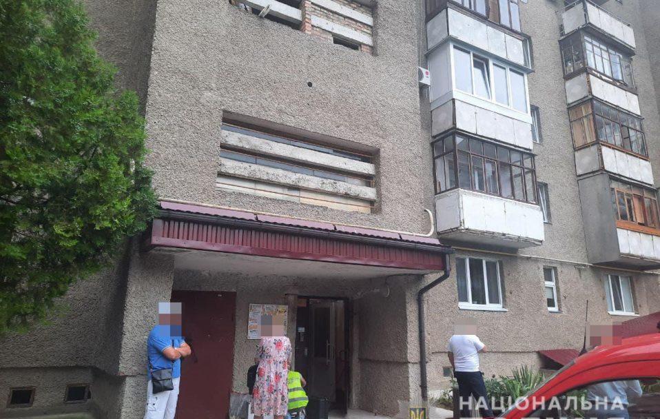 У поліції прокоментували криваве вбивство на Соборності в Луцьку. ФОТО