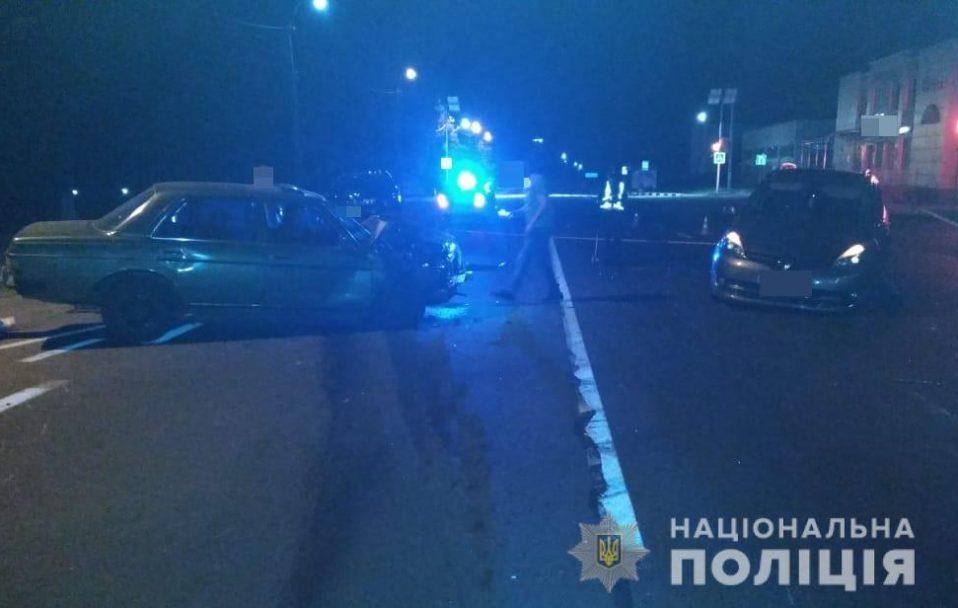 В аварії під Луцьком травмувалися двоє дітей