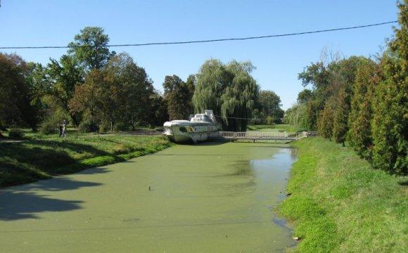 У луцькому парку почистять канали за 680 000 гривень. ВІДЕО