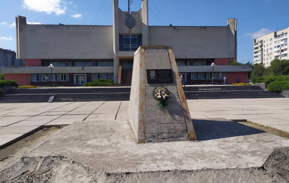Що насправді буде з пам'ятником Бандері в Луцьку? ВІДЕО