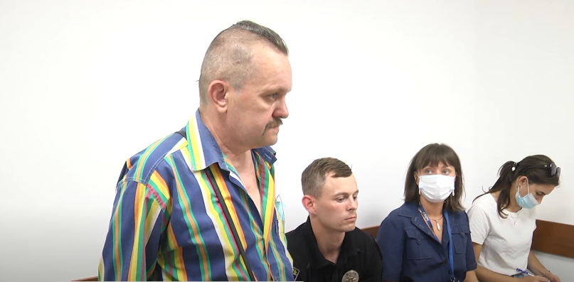 """Мушу пити, бо серце стане"": у Луцьку судили п'яного водія. ВІДЕО"