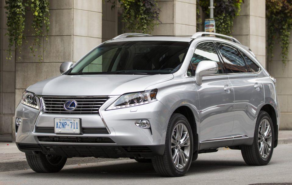 У Луцьку викрали Lexus