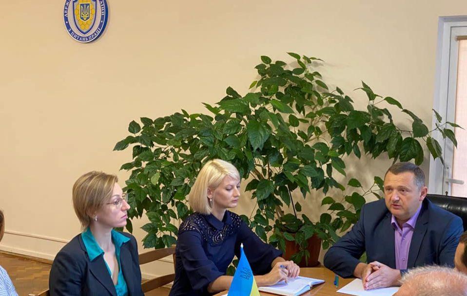 Депутат Луцькради очолив Управління Держпраці у Волинській області