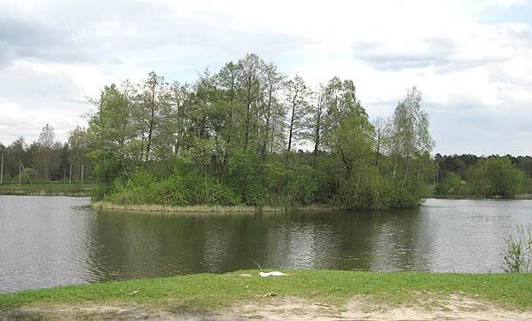 У Ківерцях почнуть розчищати озеро Молодіжне