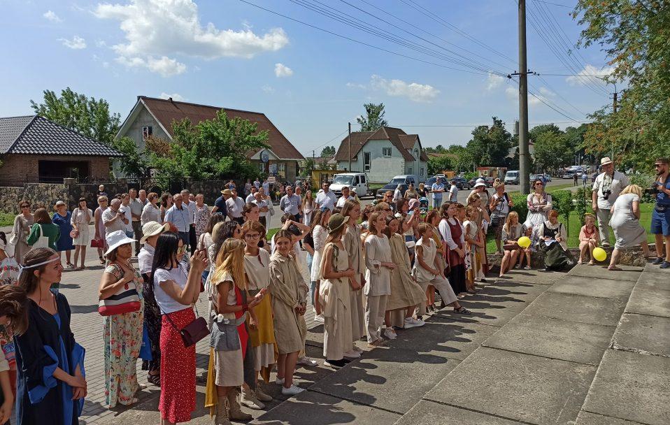 Торчинський ярмарок: під Луцьком влаштували масштабний середньовічний фестиваль. ФОТО