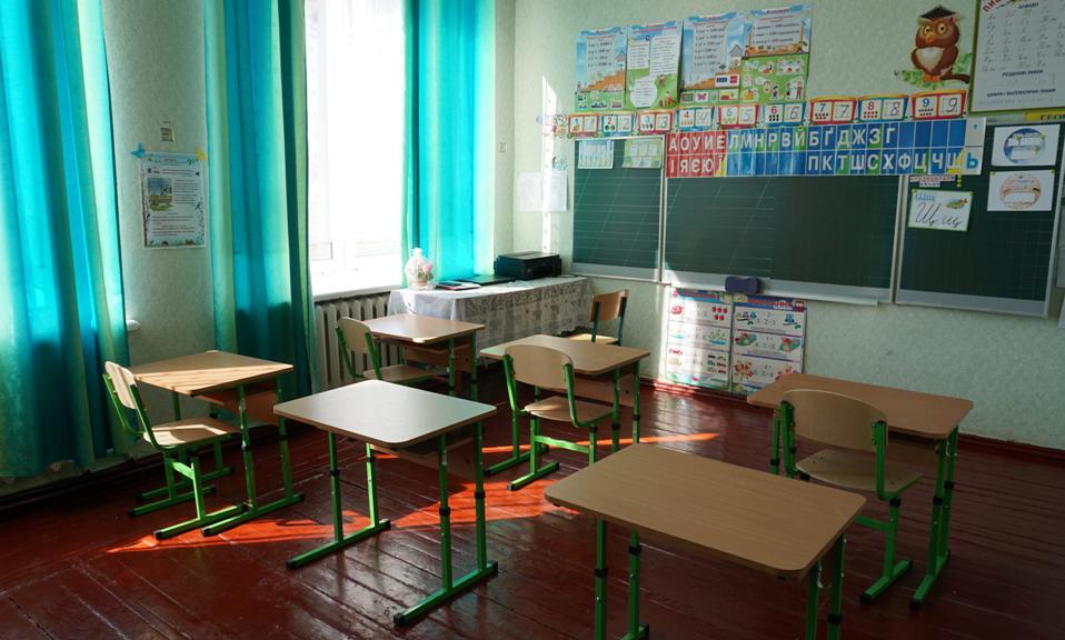 У селі на Волині закрили школу