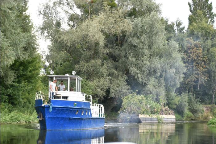У Луцьку хочуть запустити вантажні перевезення річкою Стир