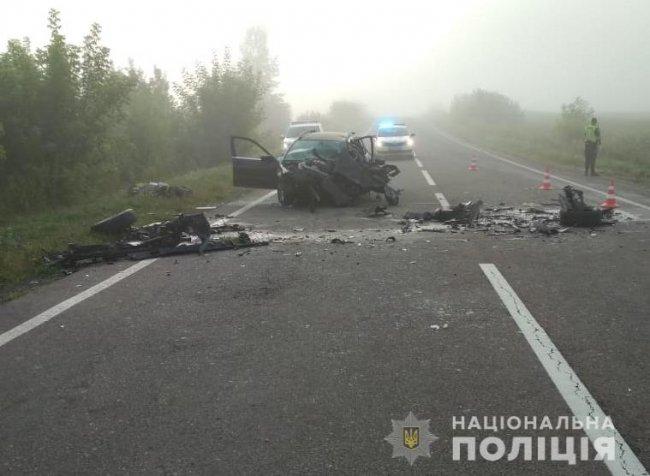 Страшна аварія у Луцькому районі: семеро людей в лікарні. ФОТО