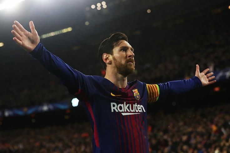 """Кінець епохи: Мессі йде з """"Барселони"""""""
