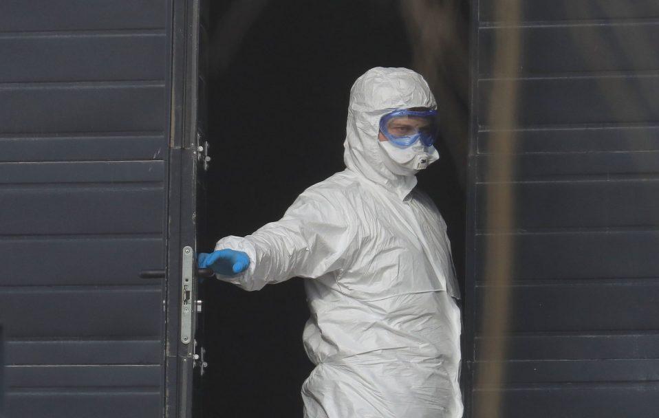 Волинянин з COVID-19 звинувачує медиків у розкритті його даних журналістам