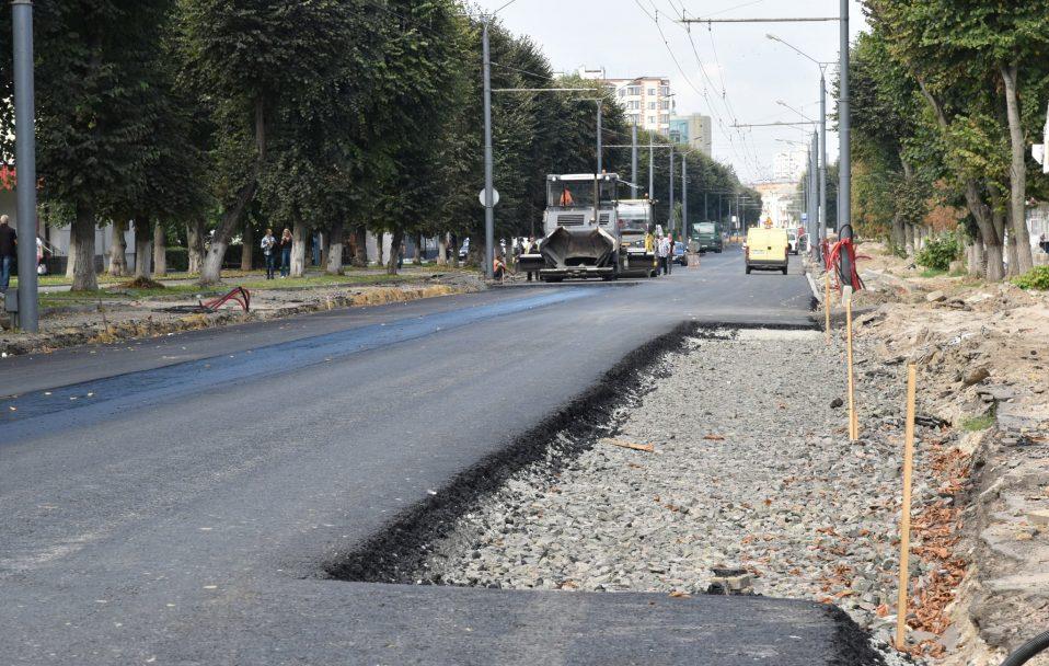 Коли проспект Волі у Луцьку відкриють для транспорту