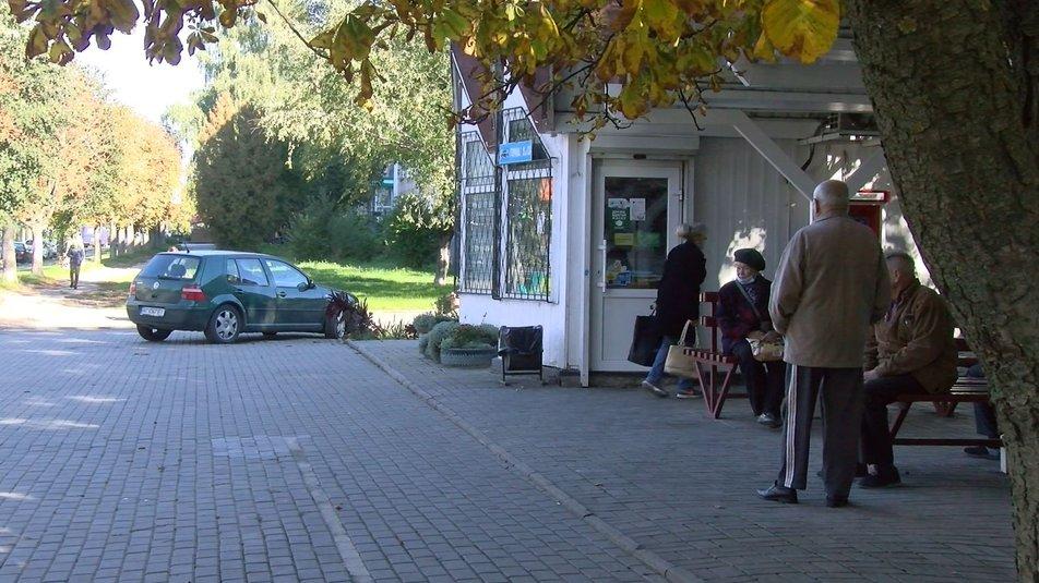 Аварія на зупинці у Луцьку: знайшли водійку, яка «підрізала» Volkswagen