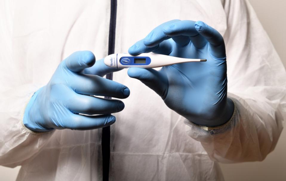 В Україні за добу – 6,5 тисячі хворих на коронавірус, на Волині – 208