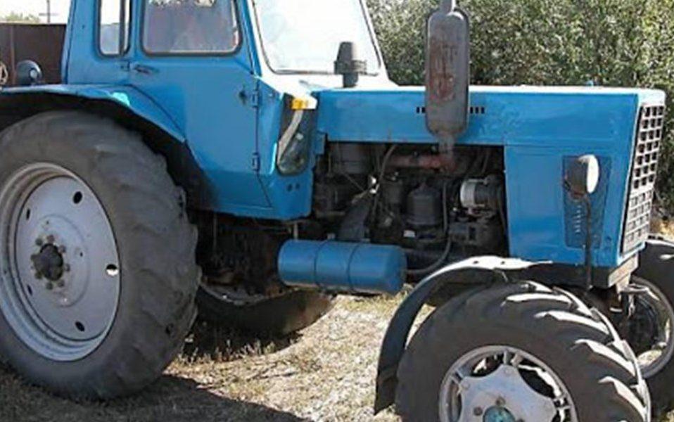 На Волині на жінку наїхав трактор. Вона загинула