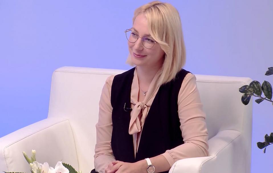 Ореста Осійчук про власні твори та професію письменниці | Арт-вітальня