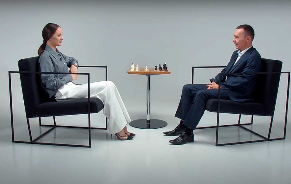«Про шахи я знаю все!» – Орест Грицак І Бізнес-Бранч