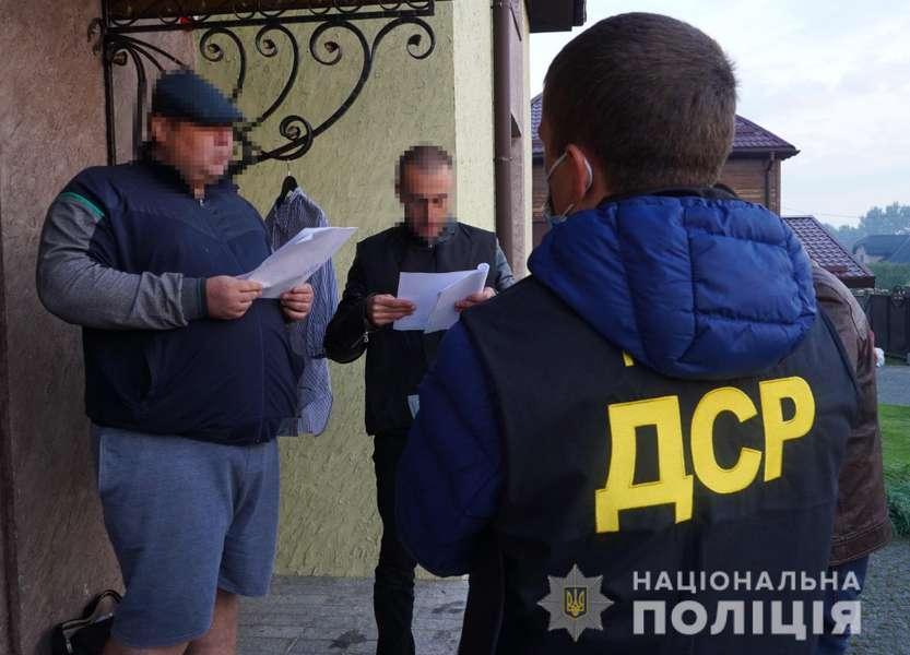 Чиновника Волинської ОДА підозрюють у присвоєнні 1 200 000 гривень. ВІДЕО