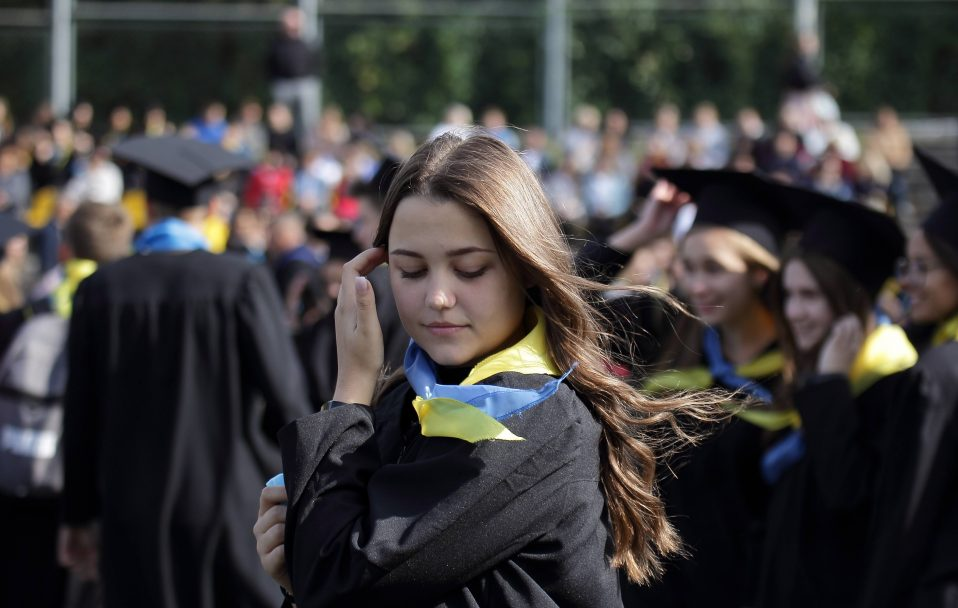 Скільки першокурсників зарахували цьогоріч до Волинського національного університету