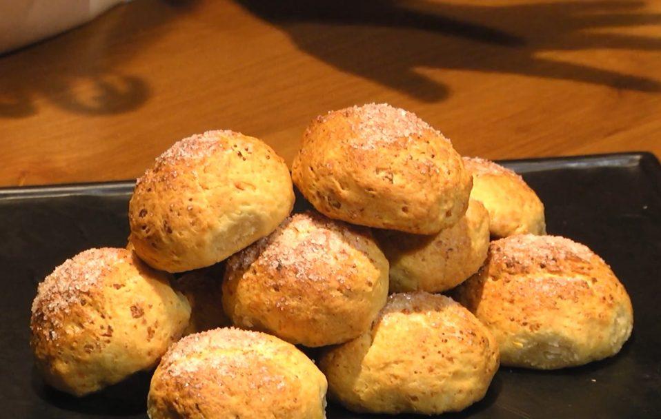 Рецепт домашнього сирного печива | MaShow