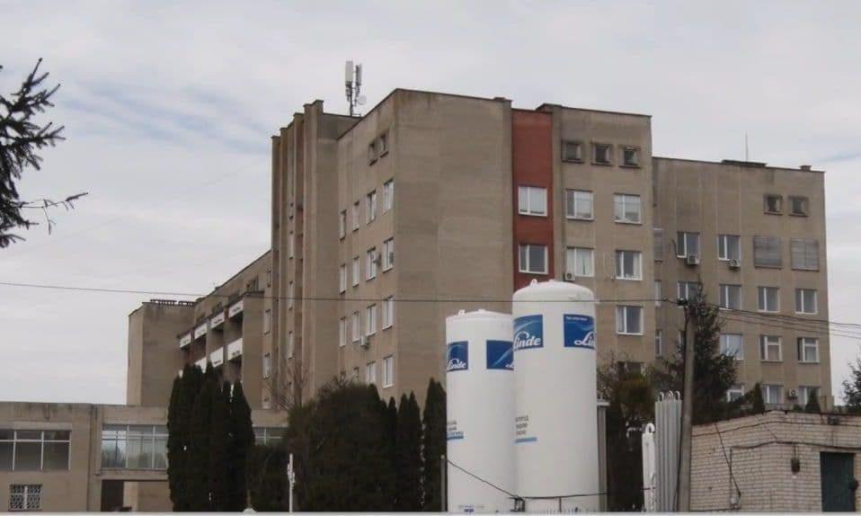 У ковідний госпіталь в Боголюбах за добу поступило 12 пацієнтів