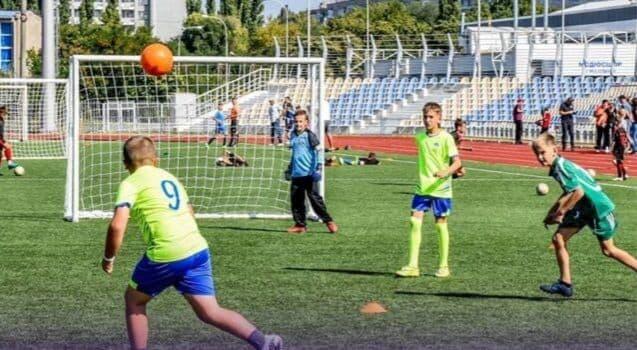 У Луцьку визначилися переможці Всеукраїнського турніру з футболу «Кубок єднання-2021»