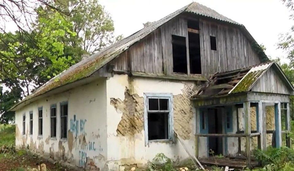 Що робитимуть із закинутими приміщеннями в Любитові на Ковельщині. ВІДЕО