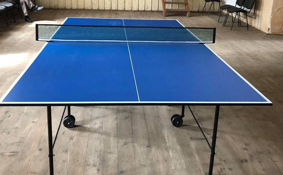 У луцьких школах хочуть встановити тенісні столи, щоб діти мали чим зайнятися на перервах