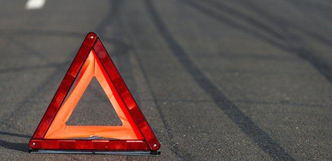 У Нововолинську мотоцикліст на переході збив трьох людей