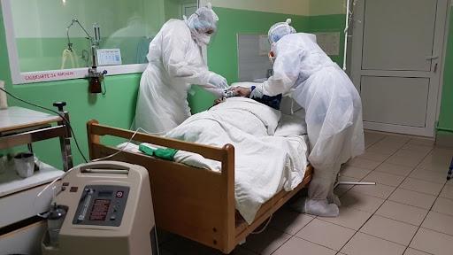 Понад 98% госпіталізованих із COVID-19 в Україні – невакциновані, – МОЗ