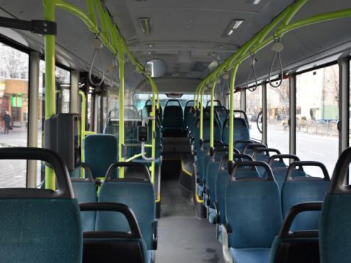 У Луцьку екоавтобуси MAN тимчасово не курсуватимуть