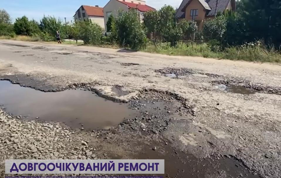 У Ковельській громаді ремонтують одну з найгірших доріг. ВІДЕО