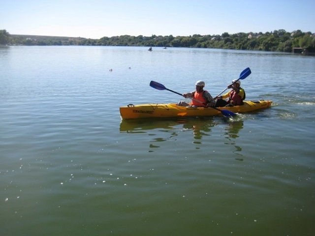 У Луцьку розвиватимуть водний туризм: уже закупили човни