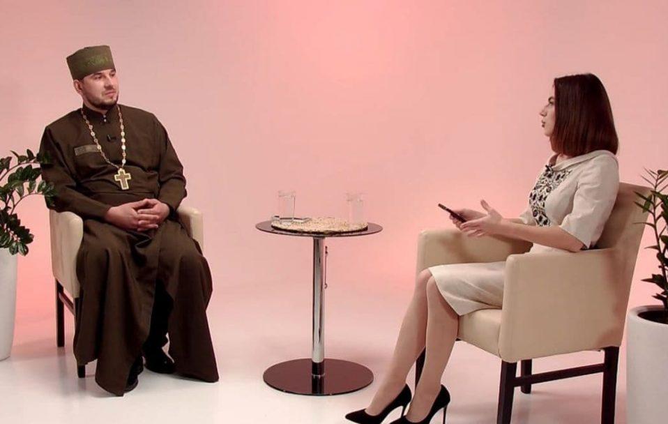 Священники на війні: місія, духовна підтримка, виклики і конфлікти. Сергій Лівончук   Духовна абетка